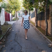 Breaking the Pattern - Utu Skirt